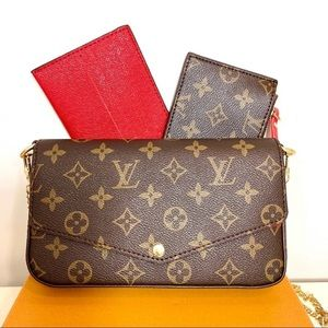 Louis Vuitton 3 in 1 monogram crossbody